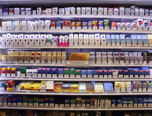 Limit the number of tobacco retailers
