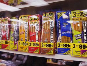 Prohibit flavored tobacco