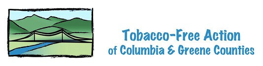 Tobacco-Free Action of Columbia & Greene Counties Logo